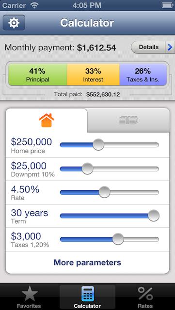 downloadable mortgage calculators